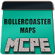 Rollercoaster maps for mcpe