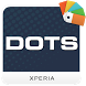 XPERIA™ Dots Theme