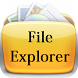 File Explore App for Android by Jennifer Vegas