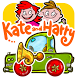 Build a Car with Kate & Harry by Very Nice Studio S.A.