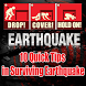 Earthquake Survival Tips by Pinoy Apol