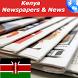 Kenya Newspapers by siyarox