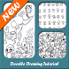 Doodle Drawing Tutorial by DIY GX Studio