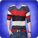 Man T-Shirt Photo Suit Editor by Webcox Infotech