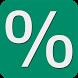 Percentage Calculator by Krzysztof Osiak