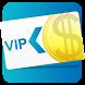 VIP Cash votre carte fidélité by Kalitys