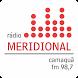 Rádio Meridional FM Camaquã RS by Willian Souza Martins