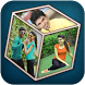 3D Cube live wallpaper by AltaVista Apps