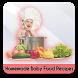 Homemade Baby Food Recipes by App4Life dev
