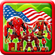 American Iron Robot Steel Game by Som16apps