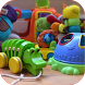Play Toys Kids Surprises by Jakepang Studio