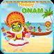 Happy Onam Greetings by Mango Apps Studio