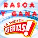 RASCA Y GANA LAWEBDEOFERTAS by SERVICIOS DIGITALES DE MARKETING
