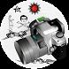 Nice Camera tattoo by Chaba Source tech