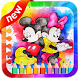 How To Draw : Mickey Mouse *Easly Step* by app4childrens