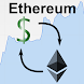 US Dollar / Ethereum Rate by 0nTimeTech