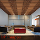 Wood Ceiling Design by irhamapps