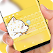 Puppy love Kitty Keyboard by Jubee Theme Studio