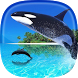 Whale Live Wallpaper by HAPPY, INC.