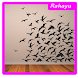 Wall Art Decoration Ideas by Rahayu
