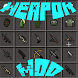 Weapon mod for minecraft by DeomaLab