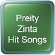Preity Zinta Hit Songs by Hit Songs Apps