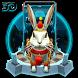 3D Anime Rabbit Theme by 3dthemecoollauncher