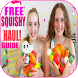 Free Squishy Haul Guide by N3 GamePlay