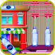 Sparkling Mineral Water Factory Game