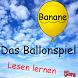 Das Ballonspiel Lesen lernen by PedApps