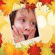 Autumn photo frames Maker by ApnoTech