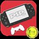 Emulator For PSP Games - Prank by Dev Leidseplein