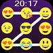 Emoji Lock Screen & Passcode by Emoji lockscreen Pro Keyboard