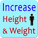Increase Height and Weight by minixam