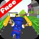 Run ninja : hattori games by Evil el ruso