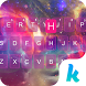 Galaxy Kika Keyboard Theme by Emoji Keyboard Team
