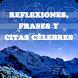 Reflexiones, frases y citas by AppsGratuitas