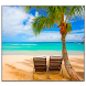 Summer Beach Live Wallpaper by SoftFree2015