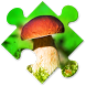 Mushrooms Puzzles:nature jigsaw puzzles for brave by Alfasoft Ltd