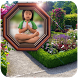 Garden Photo Frame HD by Photo Frames Collection