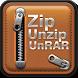 Zip UnRar Unzip by MONOPIA