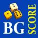 BG Scoreboard by J F Rodrigues