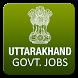 Uttarakhand Govt Jobs by App Design Ideas