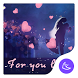 Fall In Love-- APUS Free Theme by CoolAppPub