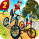 Uphill Offroad Bicycle Rider 2 by Tech 3D Games Studios