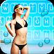 Hot Bikini Girls Keyboard theme by HD Theme launcher Creator