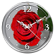 Rose Clock Live Wallpaper by Lo Siento