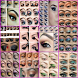 Eyes MakeUp Step by Step by Halo holon