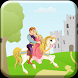 Princess Running Game by The Super World Adventure Game