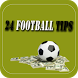 Football tips and picks by 24 football tips